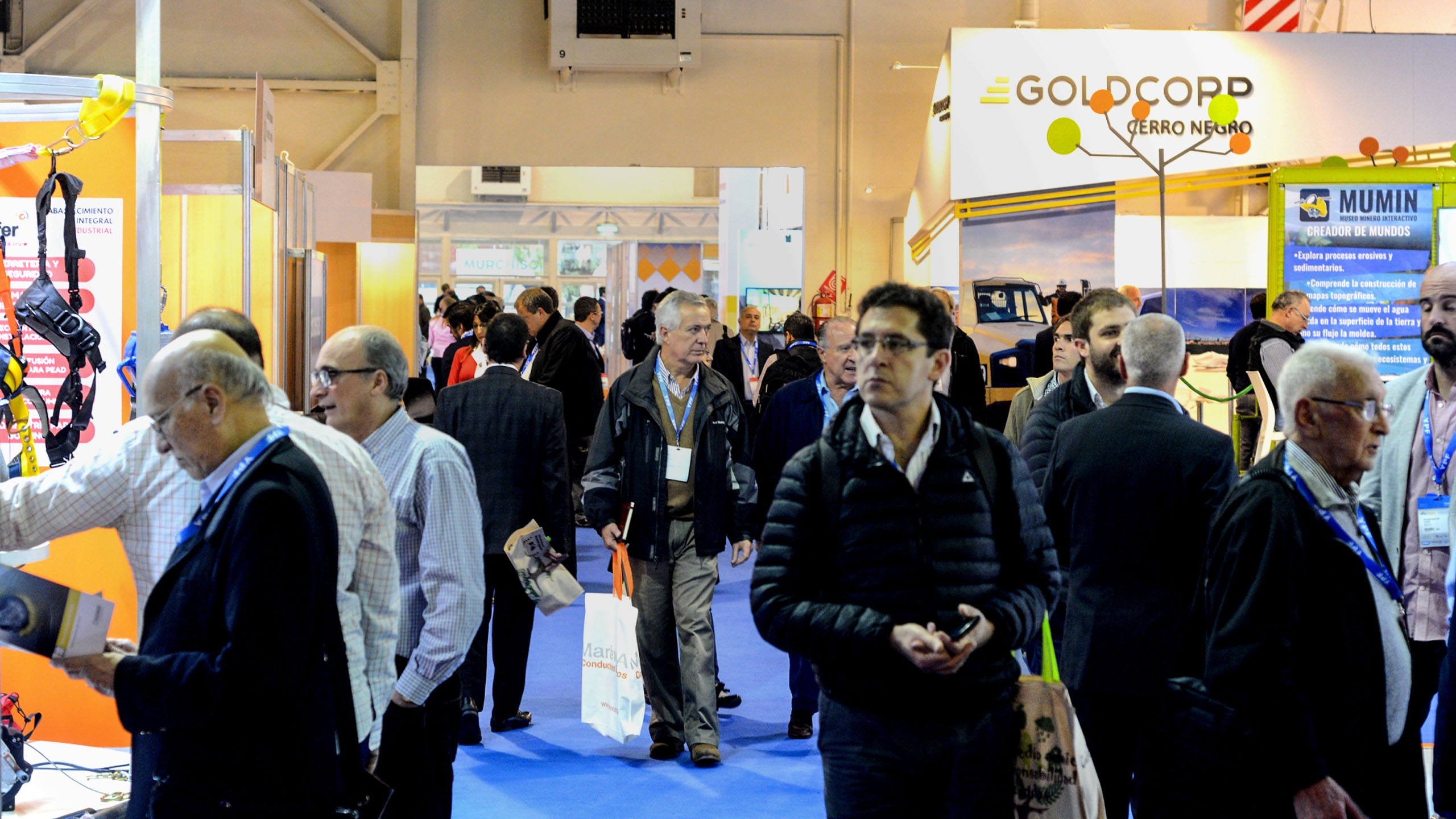 International Trade Fair for the Mining Industry