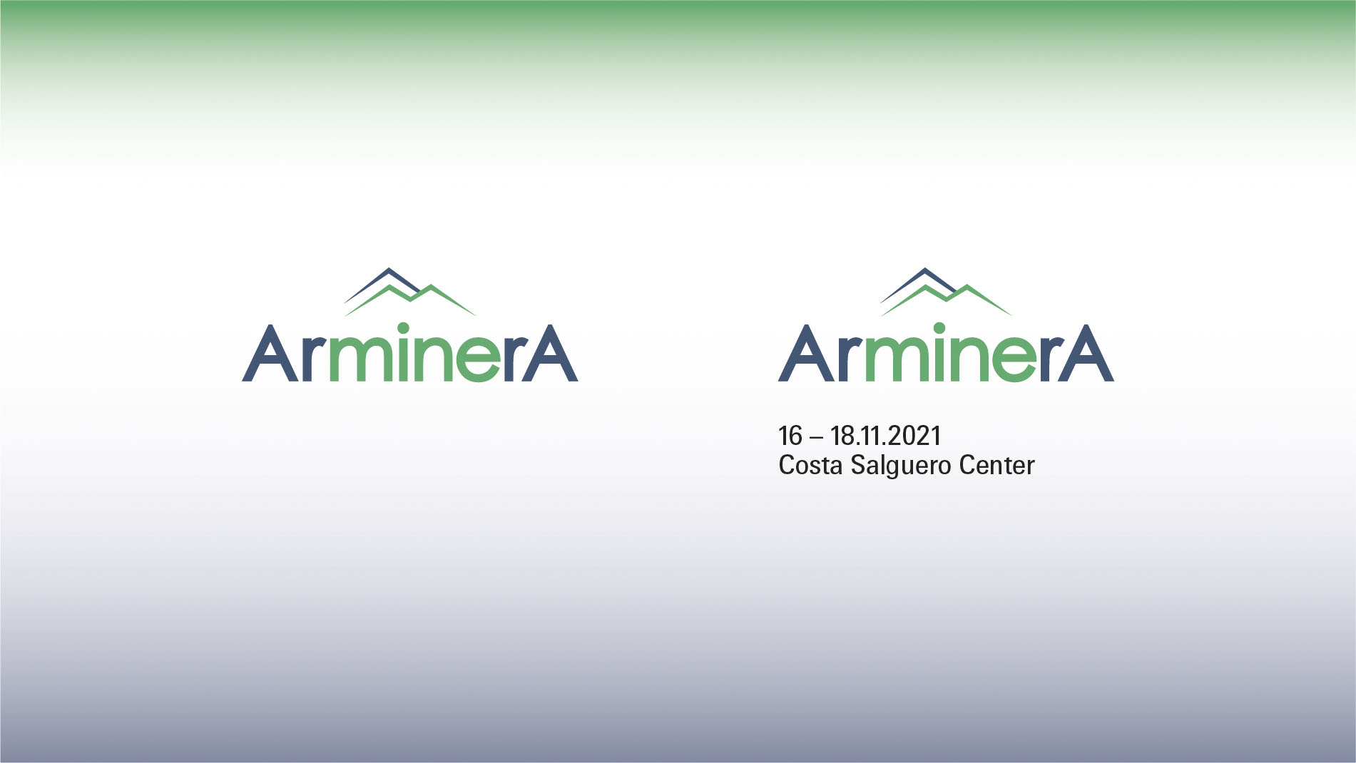 Arminera: Event logo and eye-catching